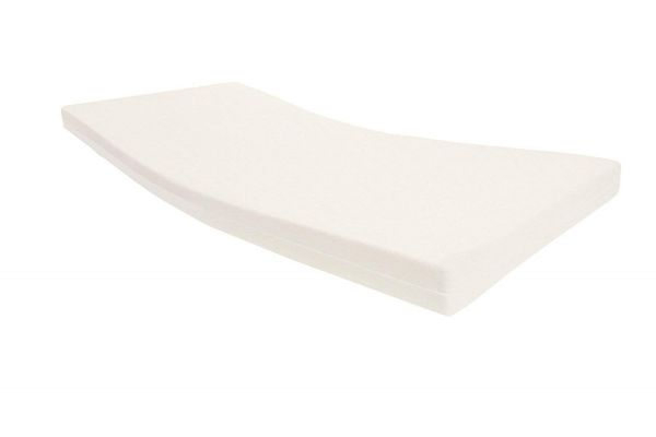 Dibapur® Rollmatratze Orthopädische Kaltschaummatratze (Rollmatratze) Kernhöhe 11 cm und mit Standard (Achtung! Bezug und Kern Farbe kann abweichen!) Bezug (Glatt) ca. 11,2 cm
